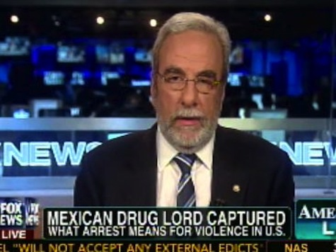 Fox News Talks Mexican Cartel Violence