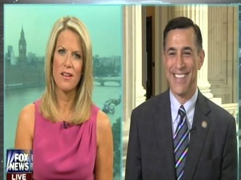 WATCH: Awkward Moment When Issa Tells Fox News Host 'Good Luck With The Birth'