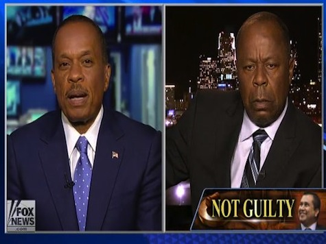 Panel Explodes On Fox News Over Zimmerman Verdict