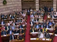 Greek Parliament Approves Further Austerity Measures