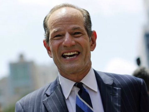 CNN's Tapper to Eliot Spitzer: Shouldn't You Have Gone to Jail?