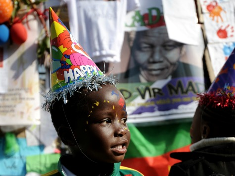 South Africa Observes Nelson Mandela Day