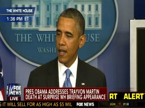 Obama: Trayvon Could Have Been Me