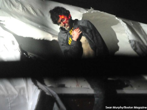 Tsarnaev Had Gunshot Wounds, Fractured Skull When Captured