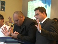 Gay Couple Founds Evangelical Church in Brazil
