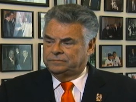 Peter King: Hillary Clinton Would 'Destroy' Rand Paul, Ted Cruz