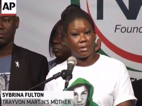 Trayvon Martin's Mother At Rally: Zimmerman Started And Ended The Fight
