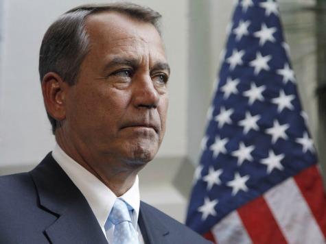 Boehner Promises House Votes to 'Derail' Obamacare
