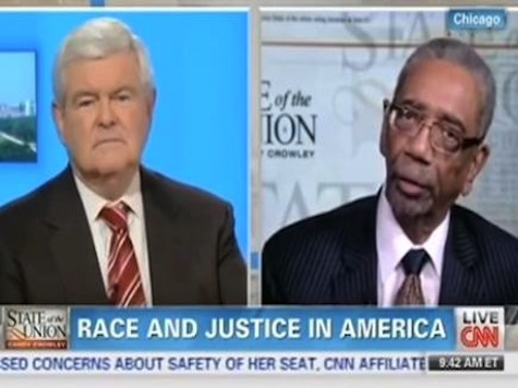 Bobby Rush to Gingrich: 'When Speaker, You Didn't Want To Hear' About Chicago Violence