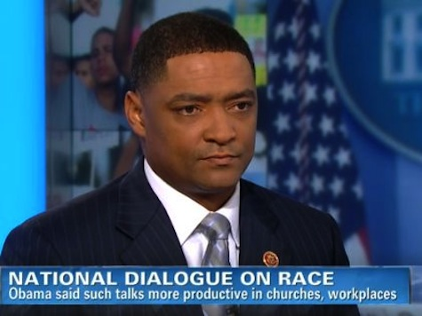 Congressman: I'm Racially Profiled on a 'Daily Basis'
