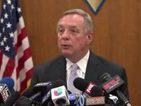 Sen. Dick Durbin Announces 'Crime Gun Tracing Act'