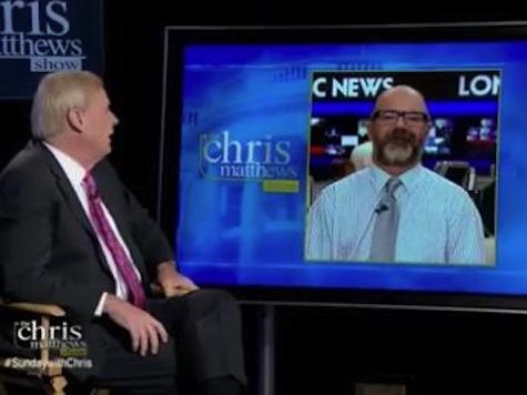 MSNBC's Matthews 'Doesn't Like' America 'Lone Superpower'