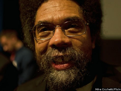 Cornel West: Obama's Drone Policy 'Makes Us the George Zimmerman of the World'