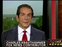Krauthammer: Weiner Will Stay In And Lose