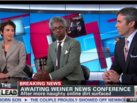 CNN Panel: Electing Weiner Would Make NYC 'Punchline'