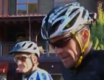 Lance Armstrong Returns To Cycling Competition