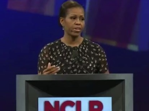 Michelle Scolds La Raza Audience on Hispanic Children Obesity Rate