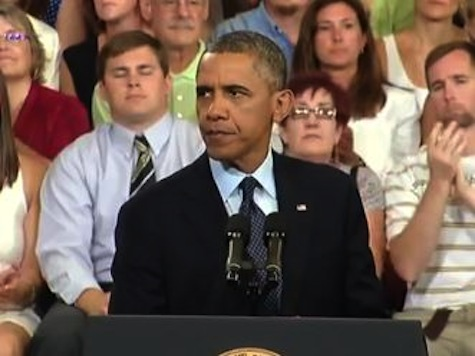 Obama Tries To Blame GOP For Economic Woes