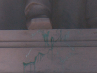 Woman Who Defaced Washington National Cathedral in Country Illegally