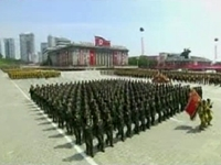 NKorea Holds Largest-Ever Parade to Mark War Anniversary