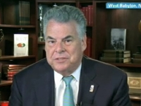 Pete King: Anthony Weiner Not Psychologically Qualified to Be Mayor of New York