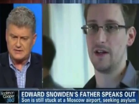 Father Of Snowden Speaks Out
