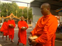 Buddhist Monk Accused Of Money Laundering
