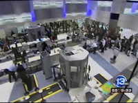 Study Reveals TSA Agents Sleeping On The Job