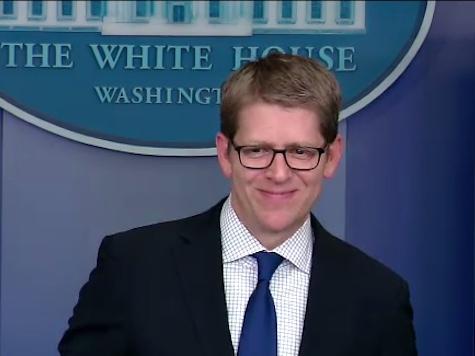 Carney: Obama Thinks IRS Targeting, Benghazi 'Phony Scandals'