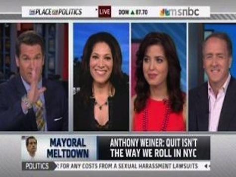 MSNBC Anchor Calls Woman 'Bat-s*it' On Air