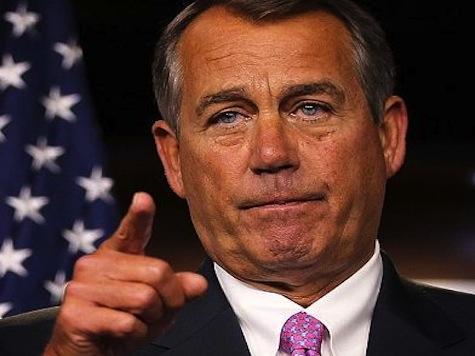 Boehner To Obama: 'Engage' With Putin About Snowden
