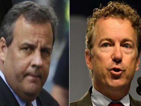 Christie Refuses Paul Offer, No Beer Summit