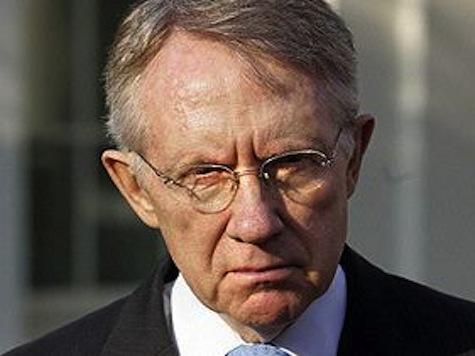 Reid Tells Entire Senate 'Sit Down And Shut Up'