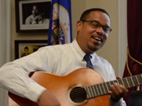Keith Ellison Serenades Minnesota for Same-Sex Marriage Victory
