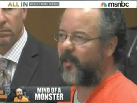 MSNBC Hosts Admits To Moment Of 'Empathy' For Cleveland Kidnapper