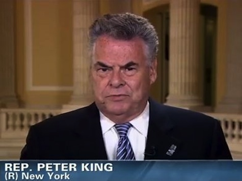 Peter King: Rand Paul's War Stance 'Reminds Me Of' Hitler Appeasers