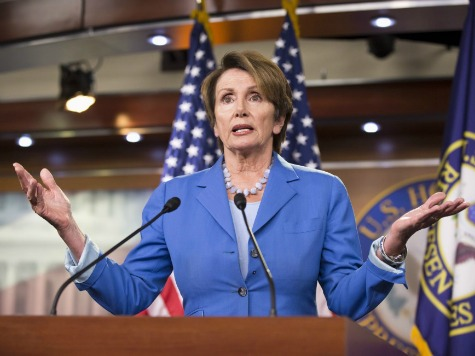 Pelosi: 'Congress Falling Into Chaos'