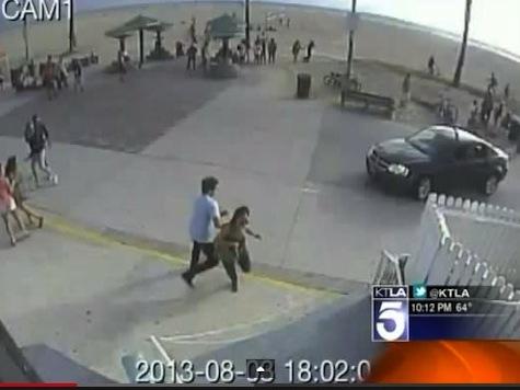 Driver Plows Car into Crowd; Kills 1, Injures 11 at Venice Beach Boardwalk