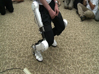 Japan Develops Ironman-Like Robot Suit To Help Elderly
