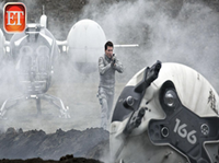 'Oblivion' Shows Behind-The-Scenes Secrets
