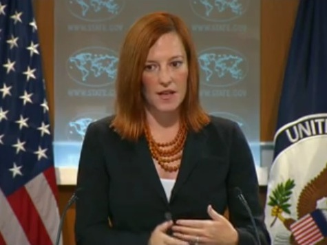State Dept: Our Position That We Don't Need A Position On Egypt Remains Unchanged