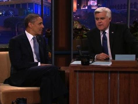 Obama Talks Trayvon On Leno