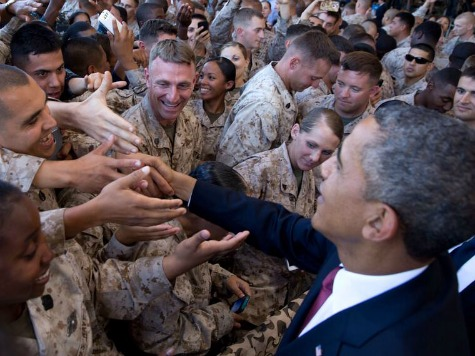 Video: Obama's Full Address to Pendleton Troops