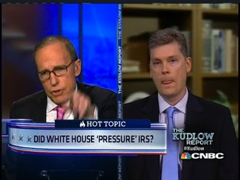 Breitbart News' Sexton Talks IRS Political Pressures On CNBC