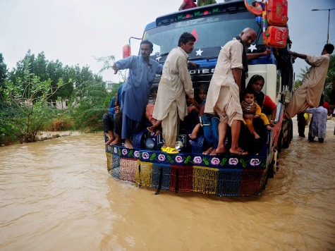 Death Toll Rises in Pakistan Floods