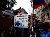 Russian Law Could Allow Gay Athletes, Spectators To Be Arrested During Olympic Games
