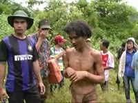 Father, Son Have Lived in Forest Since Fleeing Vietnam War
