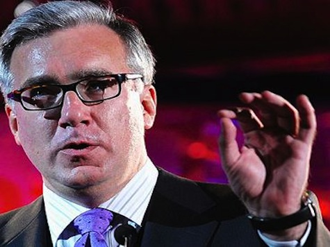 Olbermann Makes Fun Of Old Boss Al Gore