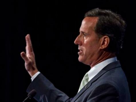 Rick Santorum Speech at Family Leadership Summit in Iowa