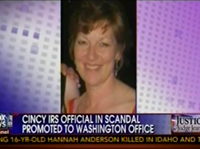 Official Involved In IRS Targeting Scandal PROMOTED
